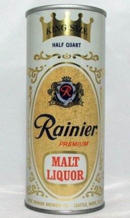 Rainier Malt Liquor photo