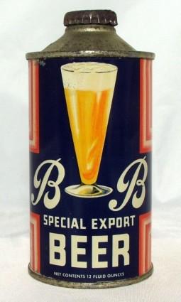 B & B Special Export Beer photo
