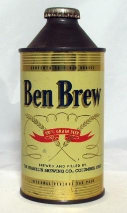 Ben Brew photo