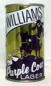 Williams Purple Cow Lager photo