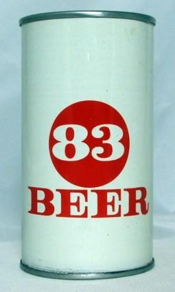 83 Beer photo