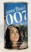 James Bond's 007 photo
