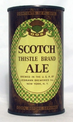 Scotch Thistle Brand Ale photo
