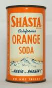 Shasta Orange Soda photo