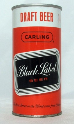 Black Label Draft (14 oz.) photo