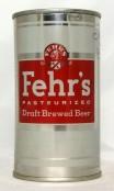 Fehr's Draft Brewed Beer photo