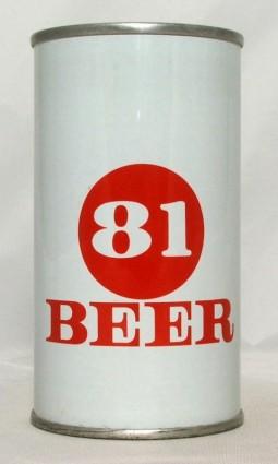 81 Beer photo