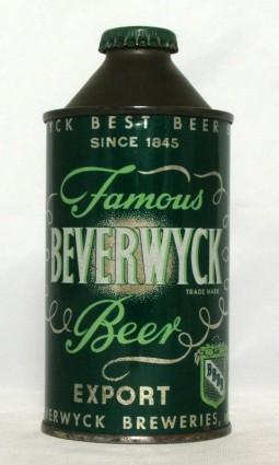 Beverwyck Export Beer (WFIR) photo