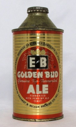 E & B Golden Bud Ale photo