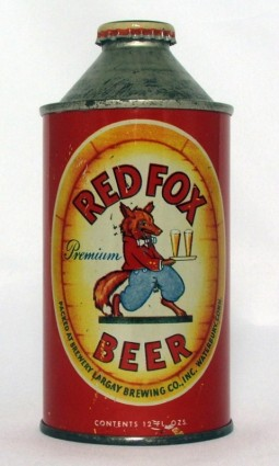Red Fox Beer (WFIR) photo