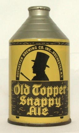 Old Topper Snappy Ale photo