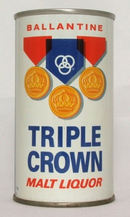 Ballantine Triple Crown Malt Liquor photo
