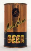 Mule Head Beer photo