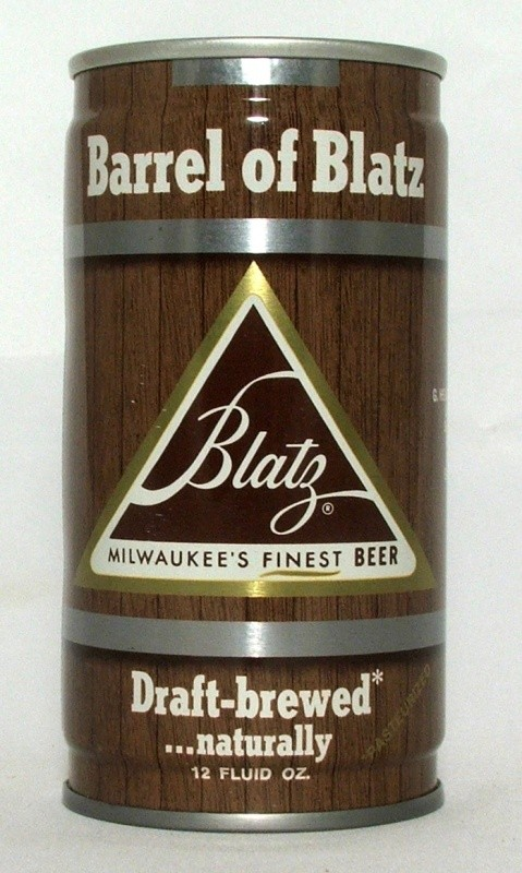 Blatz (Test) - Steel Canvas