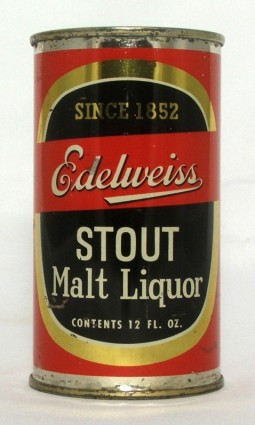 Edelweiss Stout Malt Liquor photo