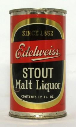 Edelweiss Stout Malt Liquor photo