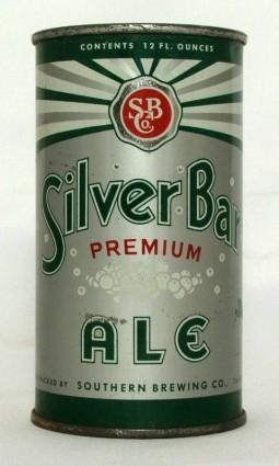 Silver Bar Ale (Enamel) photo