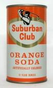 Suburban Club Orange Soda (R2) photo