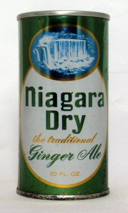 Niagra Dry Ginger Ale (Canada) photo