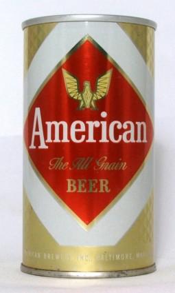 American (Zip Top) photo