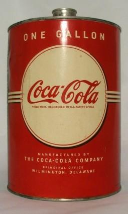 Coca-Cola (Gallon) photo