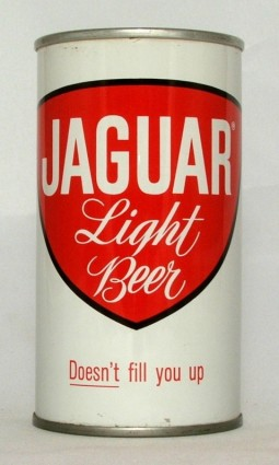 Jaguar Light Beer photo