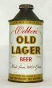 Webber's Old Lager photo