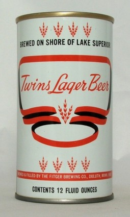 Twins Lager photo