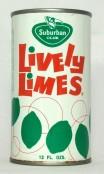 Suburban Club Lively Limes (R2) photo