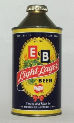 E & B Light Lager photo