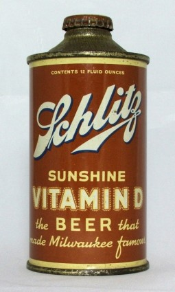 Schlitz Vitamin D photo
