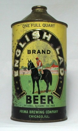 English Lad Brand Beer photo