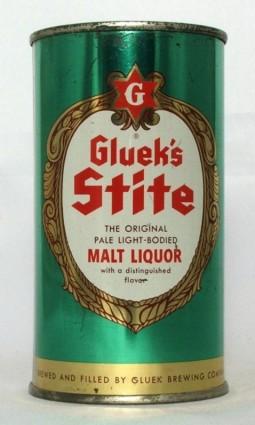 Gluek's Stite M.L. photo