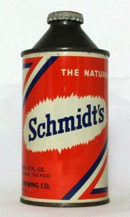 "Schmidt's (""The Natural Brew"") photo"
